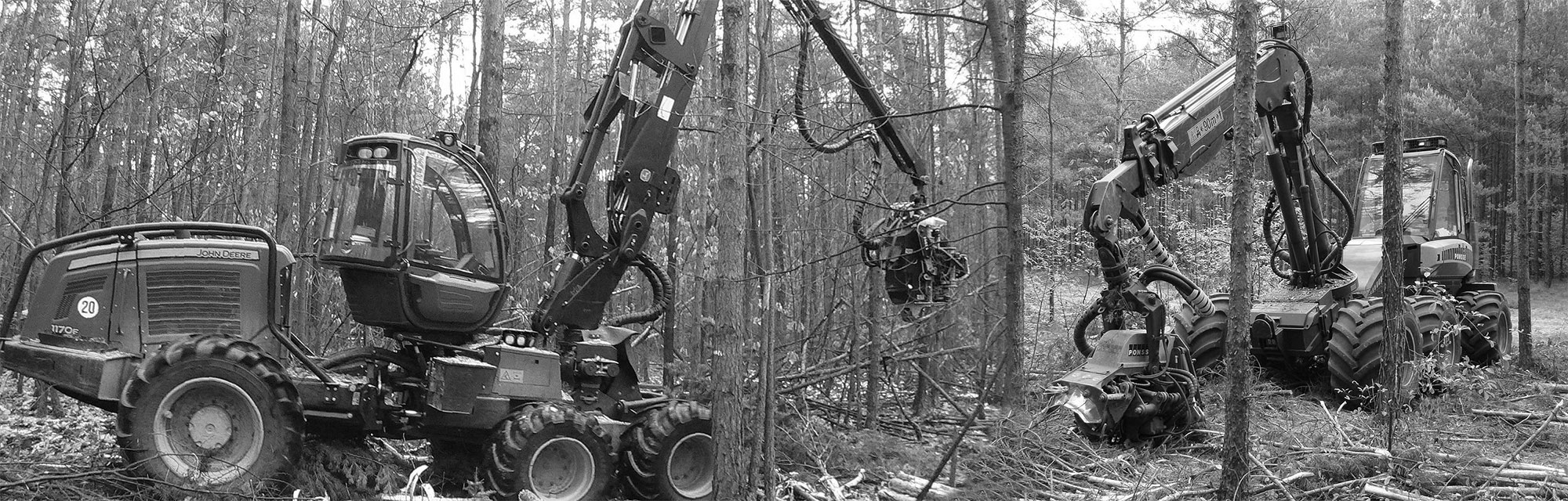 Pat's heavy Machinery - Forestry and Construction Equipment